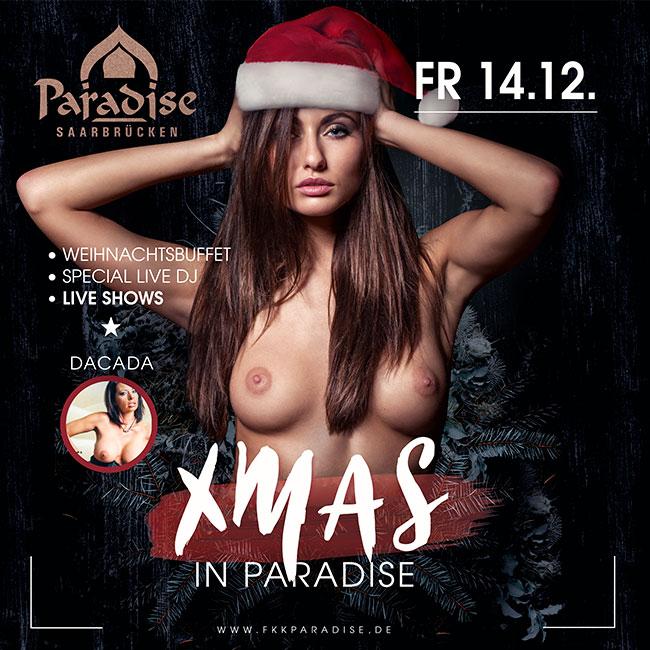 Joyeux Noël au Paradise